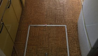 床材張替工事 施工前1